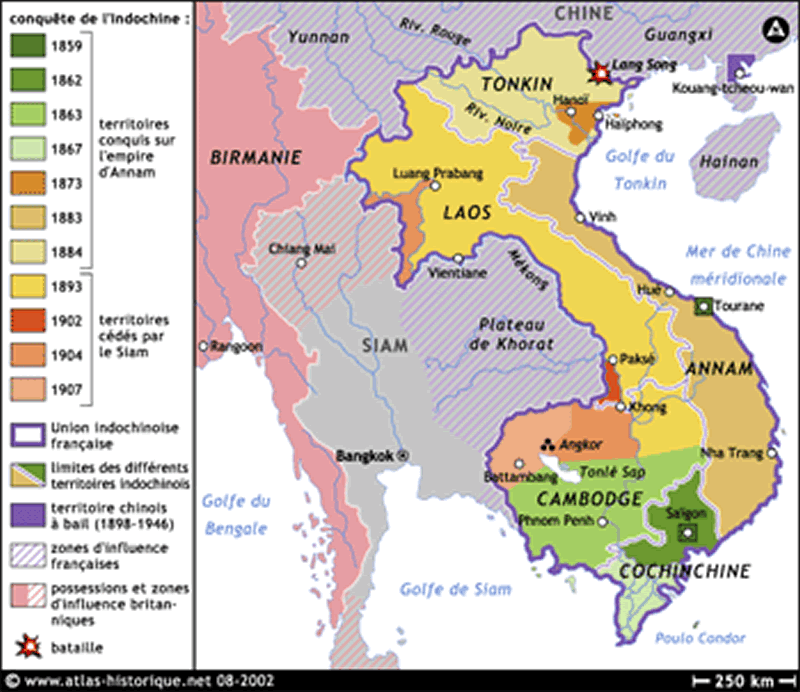 comparing indochina and the congo The impact of european imperialism in africa a: king leopold ii founded the association internationale du congo impact of european imperialism in africa.