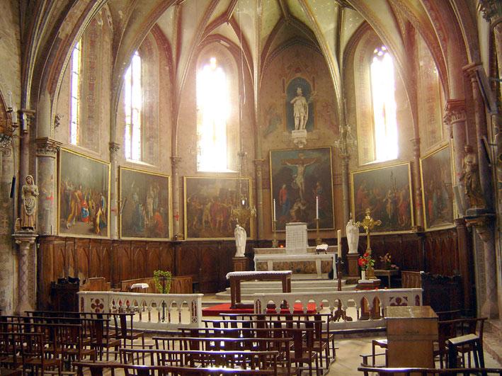 eglise saint julia de gras capou
